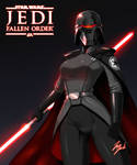 star wars fallen order  Second Sister