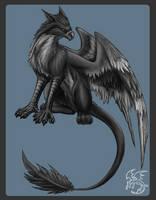 Raynark the Grey by eagle-flyte
