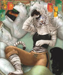 Kalira's Tigress - Commission
