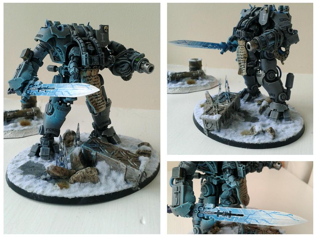 Frost Titan by WoodlandHermit