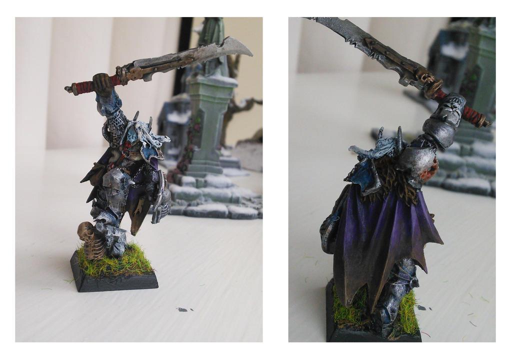 Vampire Lord model by WoodlandHermit
