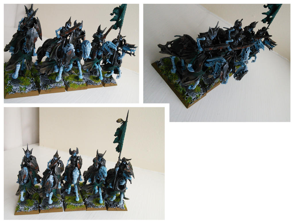 Black Knights by WoodlandHermit