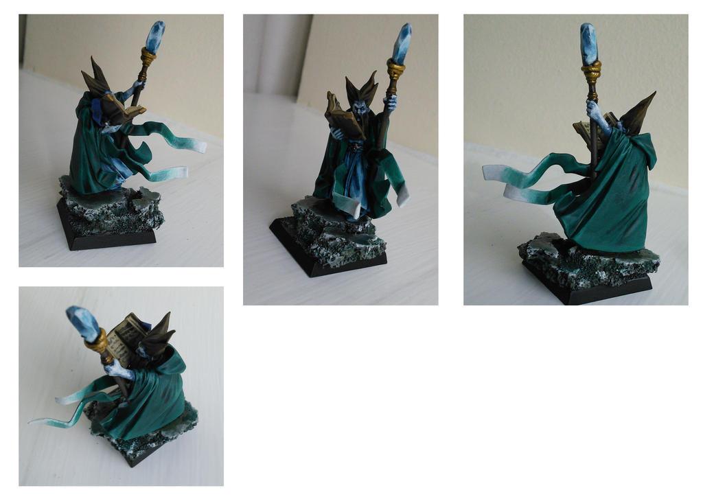 Wizard! by WoodlandHermit
