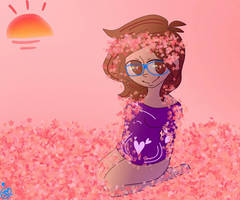 Sometime in the spring by Sarin-The-Wolf