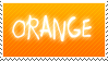Orange Stamp by TangyMallow
