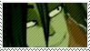 Stork Stamp by TangyMallow