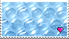 Bubble Wrap Stamp by TangyMallow