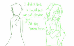 Love and Despise by FlickeringFilms