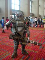 Fallout by potterpuppetpal
