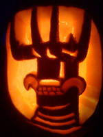 Doviculus Pumpkin by pyrokitty714