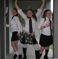 The Schoolgirl Tripod