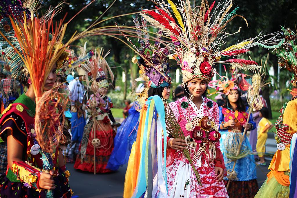 Jakarta Culture smile by dansmant