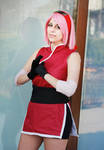 Sakura Haruno ~ The Last Cosplay