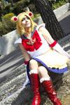 Super Sailor Moon Cosplay