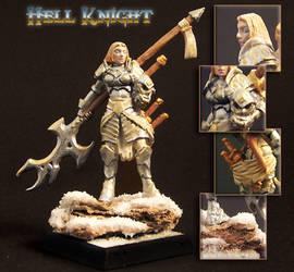 Hellknight: Order of the Pyre by WinterFlightDesign
