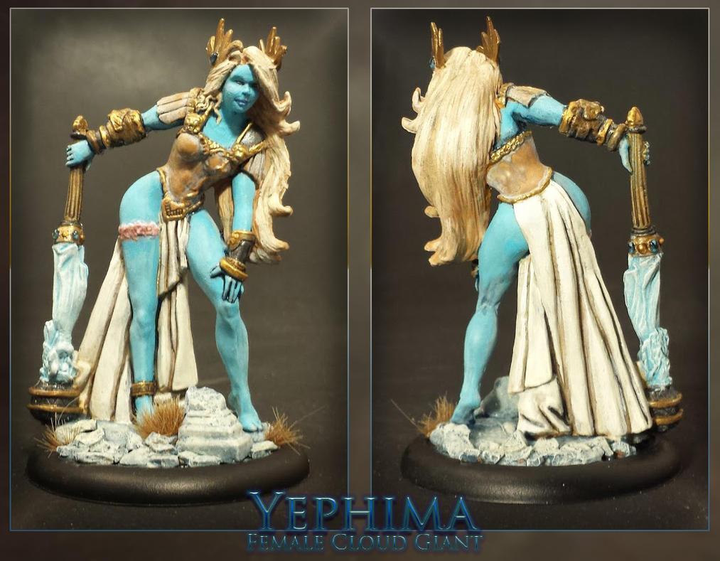 Yephima by WinterFlightDesign
