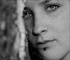 Self Portrait by TynahC