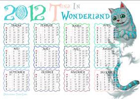Calendar Wonderland by TynahC
