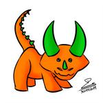 Dinosaur RAWR owo