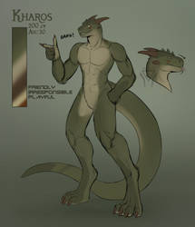 Kharos [Quick reference sheet - 2019] by Brzozan