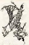 Lovecraft by gillianivyart