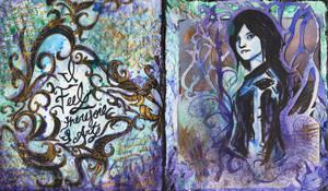 I feel Therefore I Art