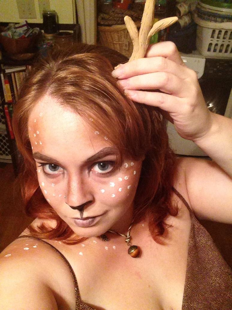 Makeup Test: Faun by lolita-chan13