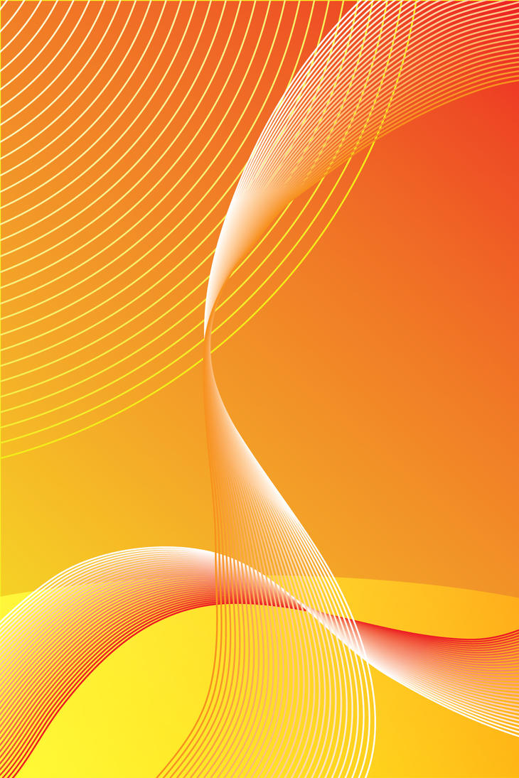 iPhone+iPod Ribbons wallpaper by MangaFalzy
