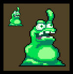 Clay Fighter: The Blob (Sprite)