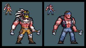 Killer Instinct 2013: Thunder (Sprite)