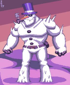 Bad Mr. Frosty - 2017