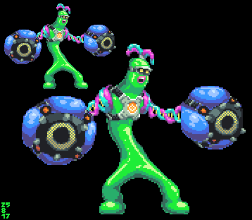 Helix - ARMS (Sprite) by DangerMD