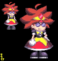 Eggette? (Sprite) by DangerMD