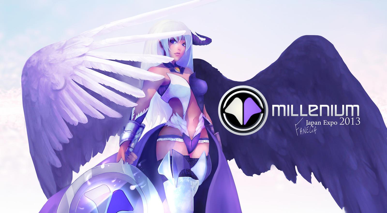 Millenium by Fanelia-Art