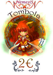 Tombola Nemesis by Fanelia-Art