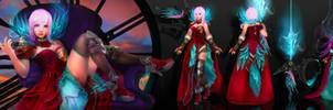 Final Fantasy Lightning Contest - Waves -