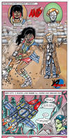 Amiable's Heroes page 2 by aarongharris