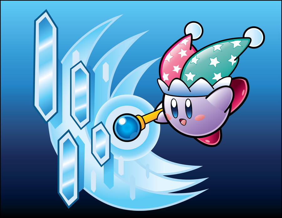 Vector Practice Mirror Kirby Mirror Kirby