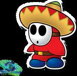 Sombrero Guy - Paper Mario: Sticker Star