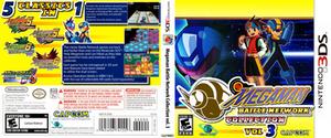 Boxart: Megaman Battle Network Collection vol. 3