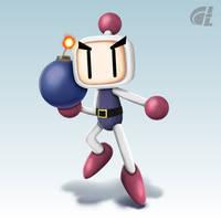 Bomberman Smashified by ShadowLifeman