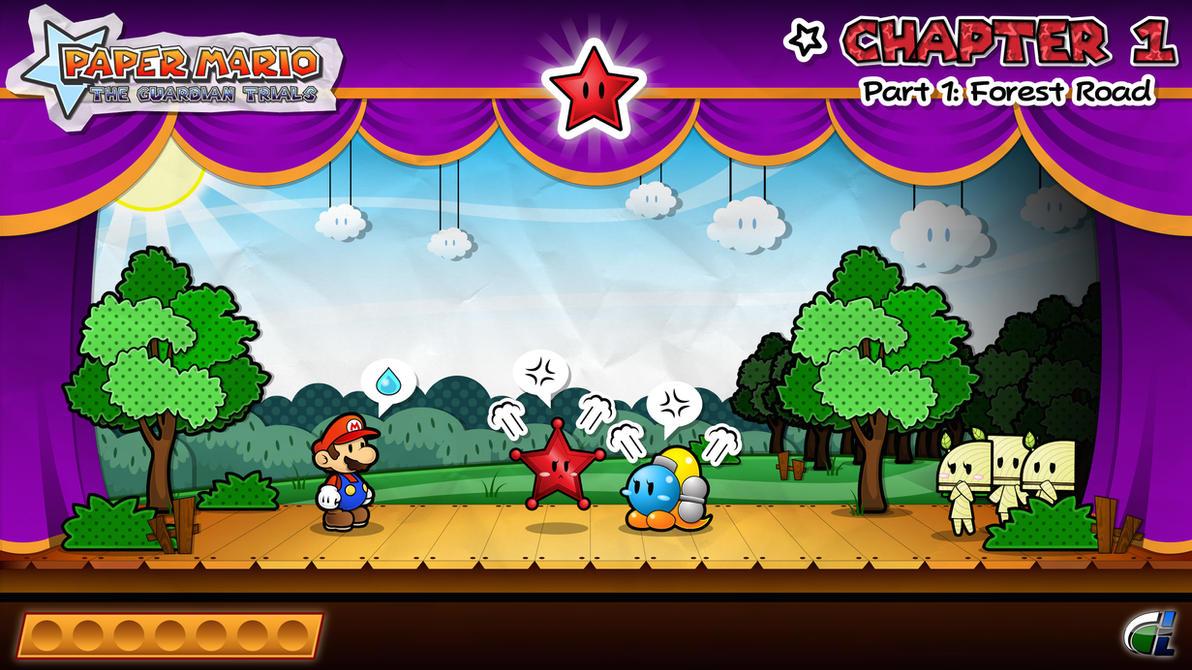 Paper Mario Flower Fields Well Grude Interpretomics Co