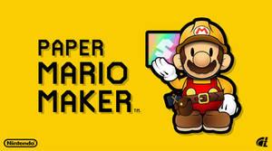Paper Mario Maker