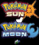 Pokemon Sun and Moon logo recreations