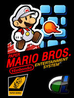 Paper Mario Bros by ShadowLifeman