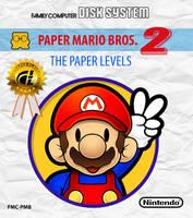 Paper Mario Bro 2 - Famicom by ShadowLifeman