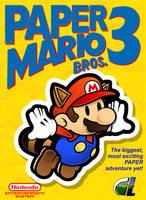 Paper Mario Bros 3 by ShadowLifeman