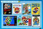 Paper Mario - Main Series Paper Parodies