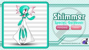 Pokemon Profile: Shimmer the Gardevoir
