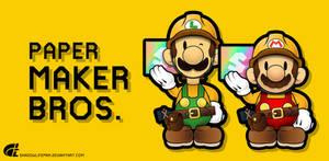 Paper Maker Bros.